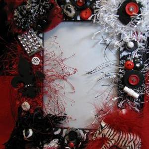Zebra Decorative Frame