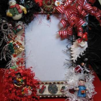 5 x 7 Christmas Decorative Frame